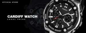 Jam Tangan Pria Terbaru dari Cardiff Watch Indonesia