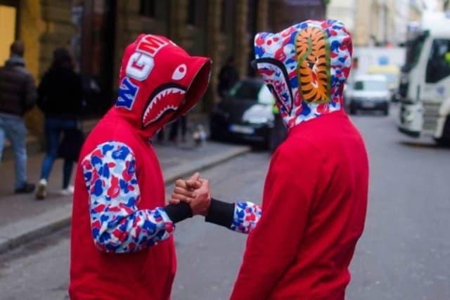 Streatwear A Bathing Ape dari Jepang sampai Internasional